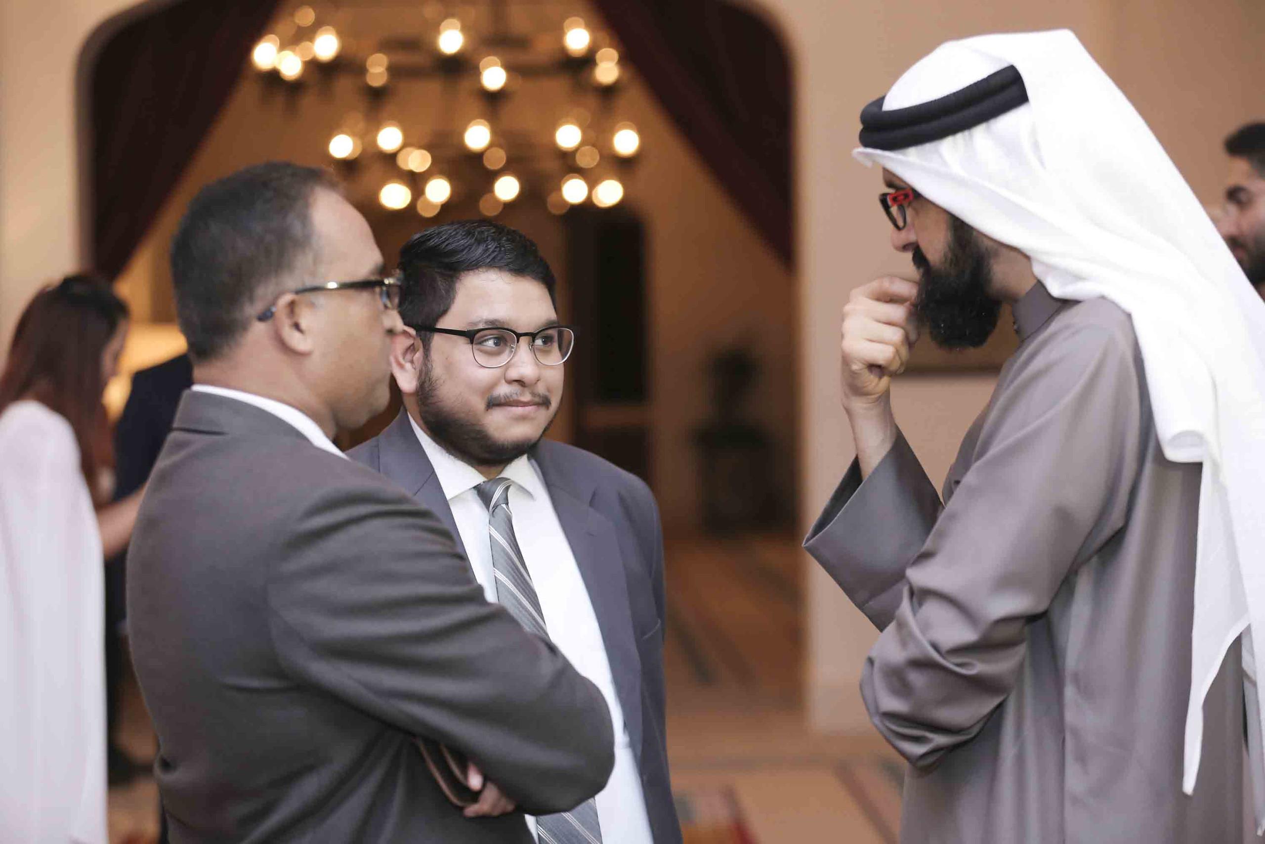 Al Arabiya Englishs Blog Section Launch Faisal J Abbas - Al arabiya english